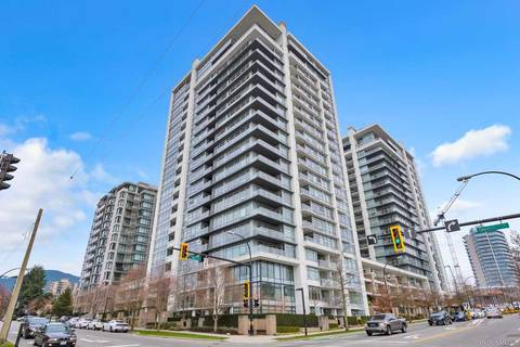 Condo for sale at 1320 Chesterfield Ave Unit 707 North Vancouver British Columbia - MLS: R2350146