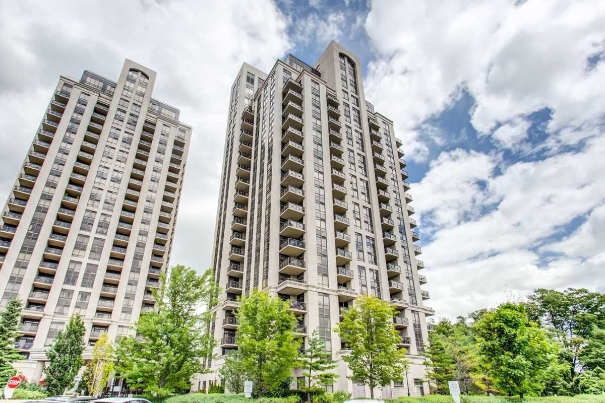 Apartment for rent at 135 Wynford Dr Unit 707 Toronto Ontario - MLS: C4852569