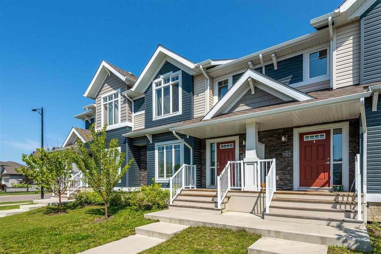 House for sale at 707 177 St SW Edmonton Alberta - MLS: E4213379