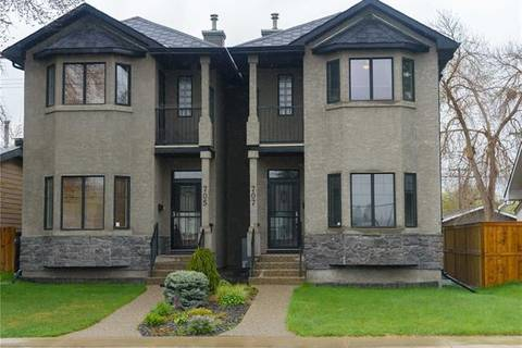 Townhouse for sale at 707 19 St Northwest Calgary Alberta - MLS: C4246057