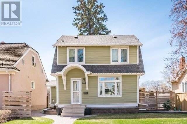 House for sale at 707 28th St W Saskatoon Saskatchewan - MLS: SK814385