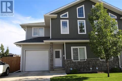 Townhouse for sale at 315 Zary Rd Unit 707 Saskatoon Saskatchewan - MLS: SK777912
