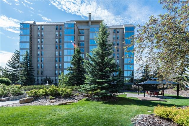 Sold: 707 - 4555 Varsity Lane Northwest, Calgary, AB