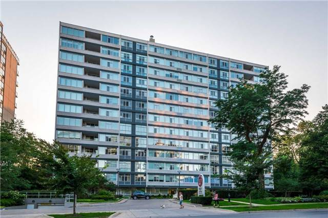 Kenair Apartments Condos: 500 Avenue Road, Toronto, ON