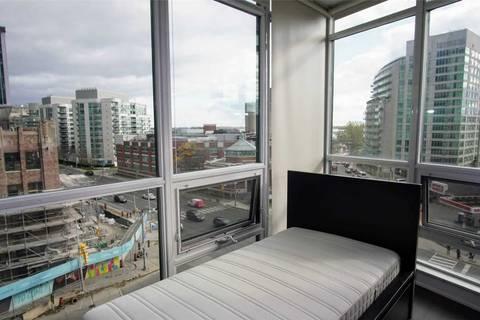 Apartment for rent at 600 Fleet St Unit 707 Toronto Ontario - MLS: C4628147