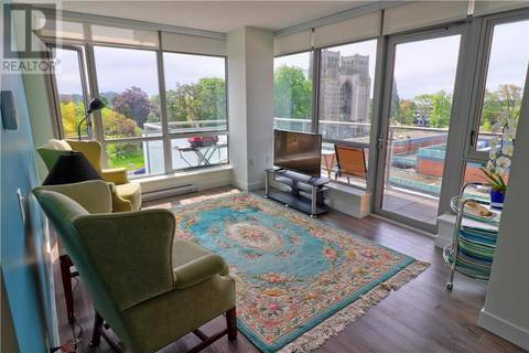 Condo for sale at 838 Broughton St Unit 707 Victoria British Columbia - MLS: 411445