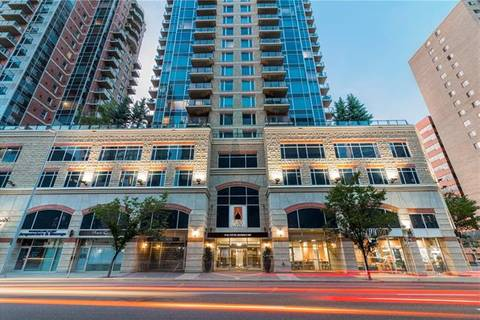 Condo for sale at 910 5 Ave Southwest Unit 707 Calgary Alberta - MLS: C4257273