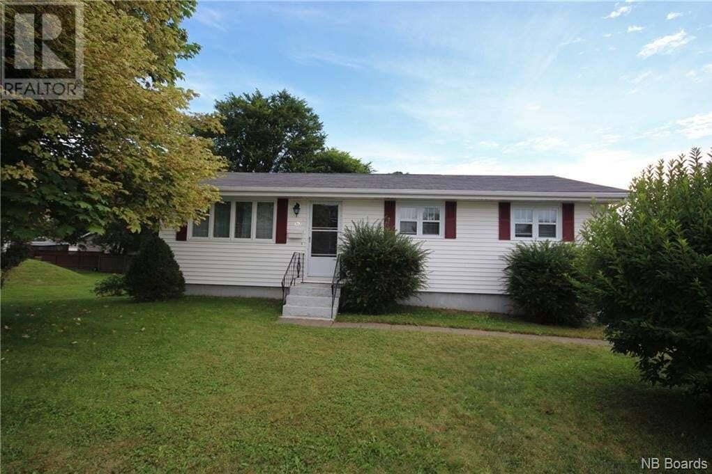 House for sale at 707 Bonner Pl Saint John New Brunswick - MLS: NB048777