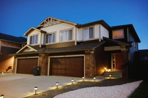 Townhouse for sale at 707 Edgefield Cres Strathmore Alberta - MLS: A1036159