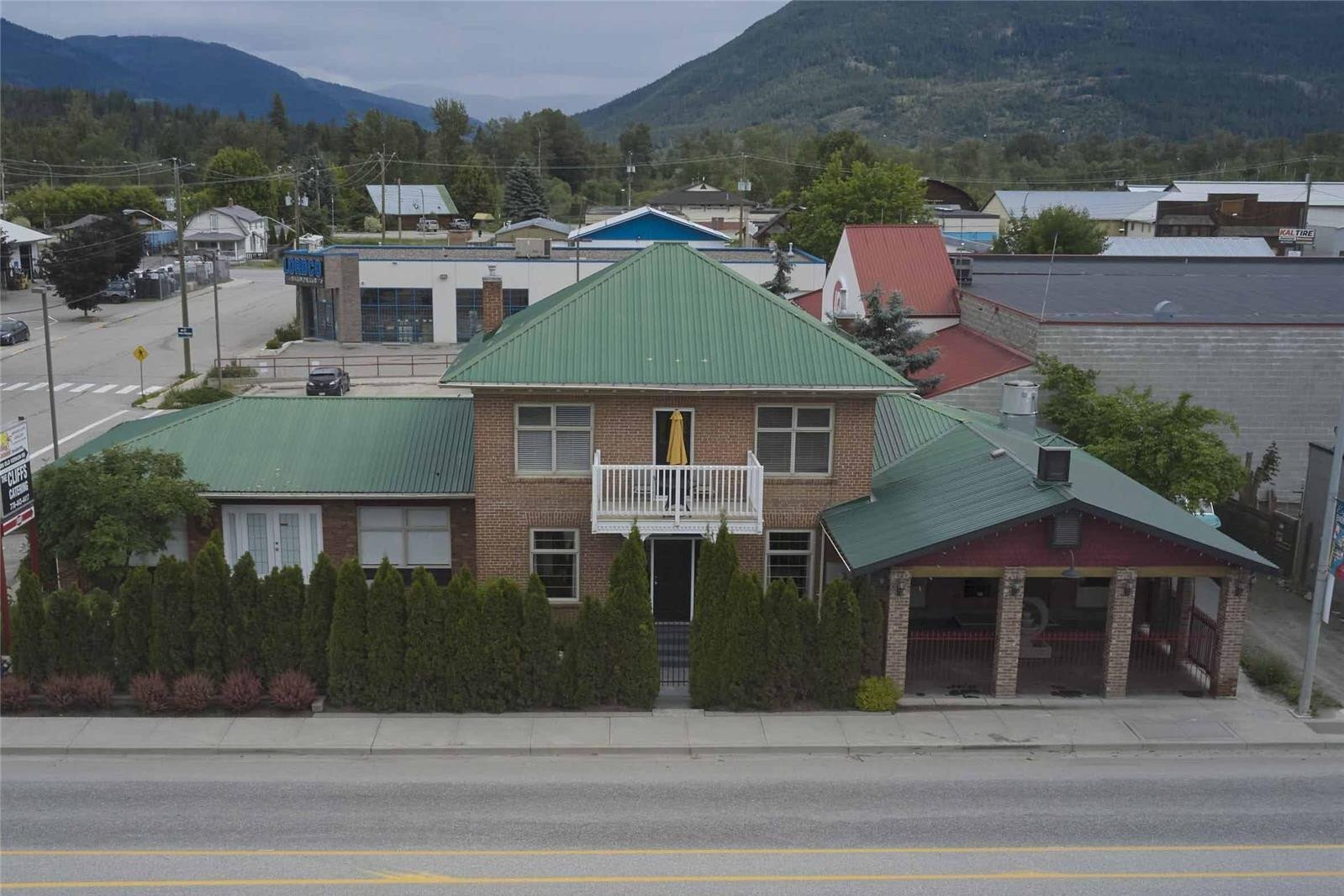 Commercial property for sale at 707 George St Enderby British Columbia - MLS: 10208069