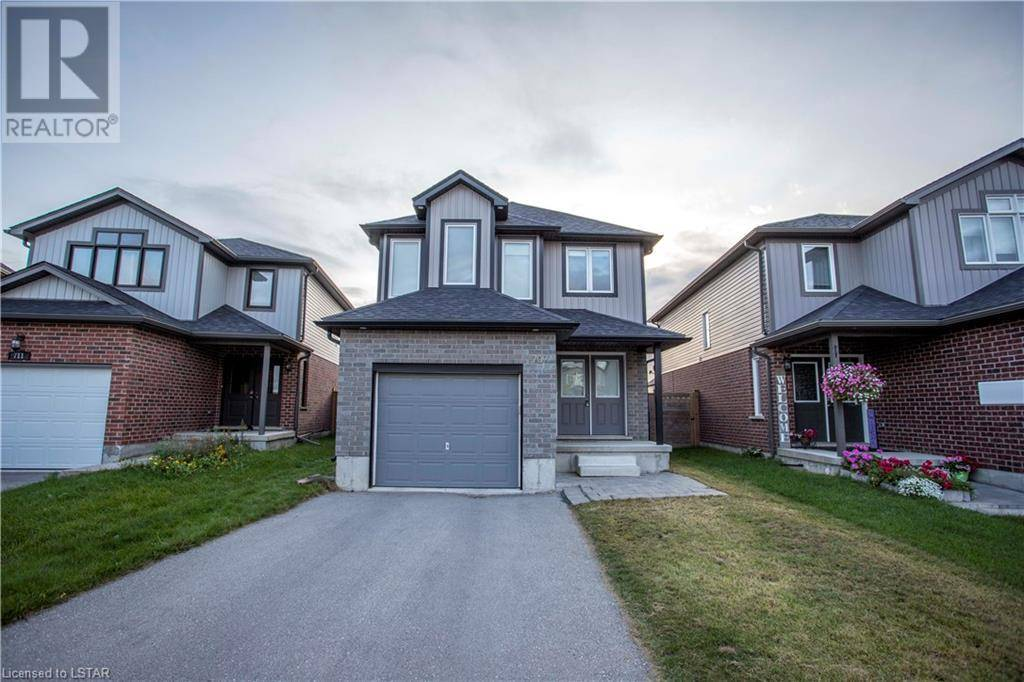 House for sale at 707 Guiness Wy London Ontario - MLS: 219306