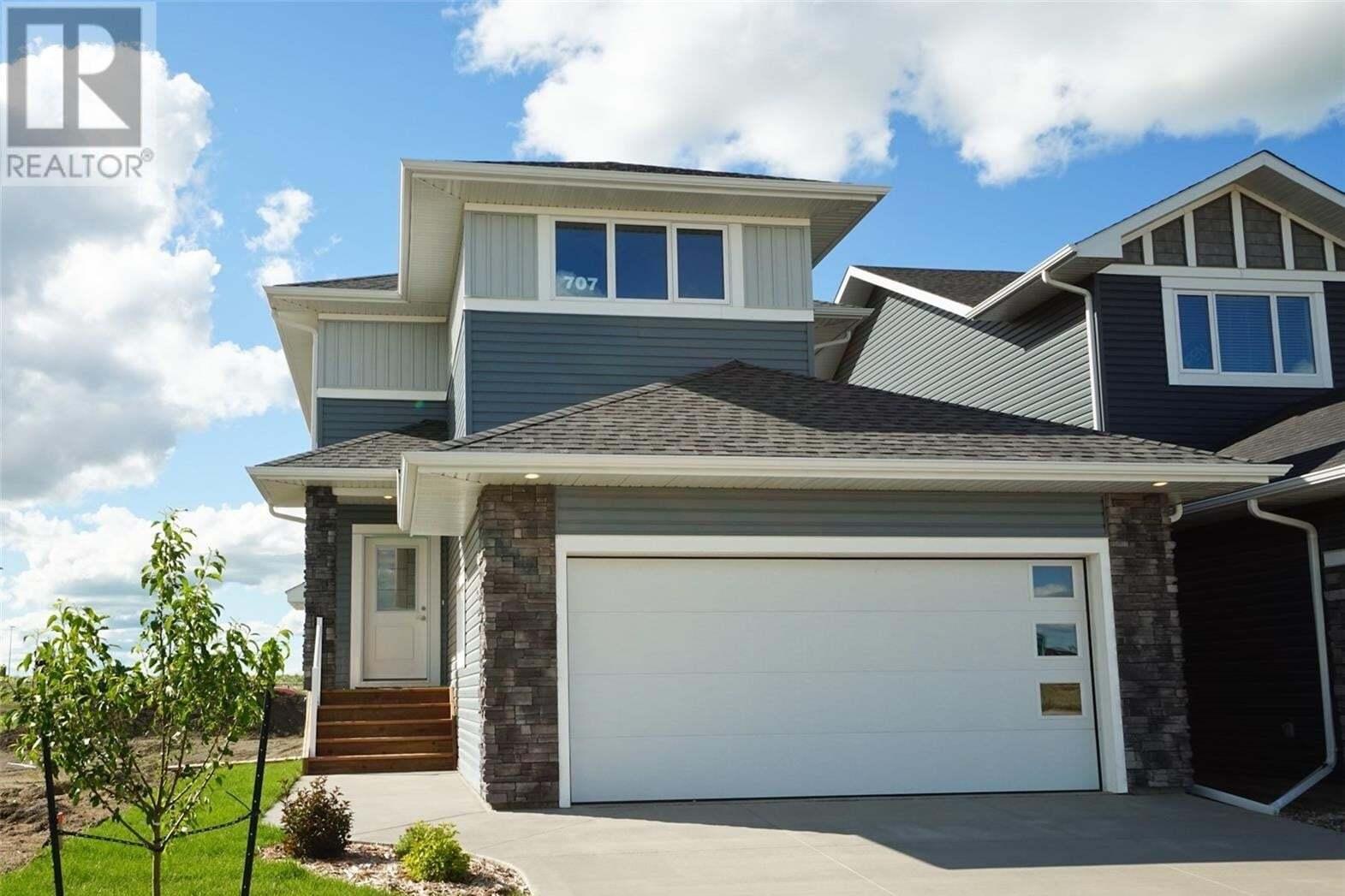 House for sale at 707 Mcfaull Ln Saskatoon Saskatchewan - MLS: SK817357