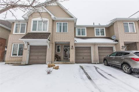 Townhouse for sale at 707 White Alder Ave Ottawa Ontario - MLS: 1146492