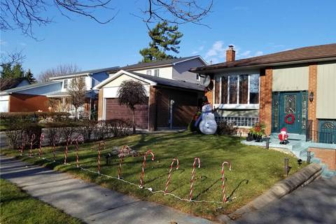 House for sale at 7073 Cadiz Cres Mississauga Ontario - MLS: W4642762