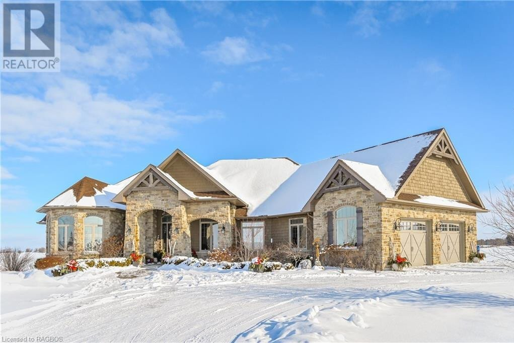 House for sale at 7076 Sideroad 2  E Wellington North Ontario - MLS: 40055334