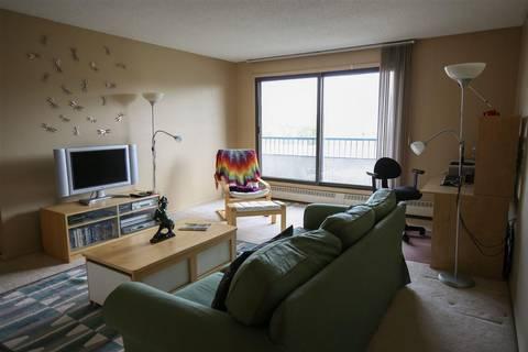 Condo for sale at 10175 114 St Nw Unit 708 Edmonton Alberta - MLS: E4157805