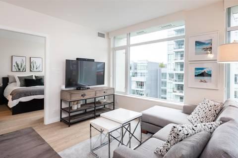 Condo for sale at 111 1st Ave E Unit 708 Vancouver British Columbia - MLS: R2413099