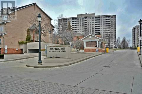 Townhouse for sale at 1400 The Esplanade North Rd North Unit 708 Pickering Ontario - MLS: E4396758
