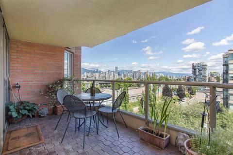 Condo for sale at 2201 Pine St Unit 708 Vancouver British Columbia - MLS: R2382404