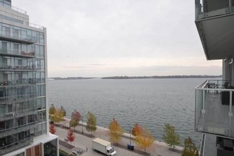 Apartment for rent at 29 Queens Quay Unit 708 Toronto Ontario - MLS: C4644607