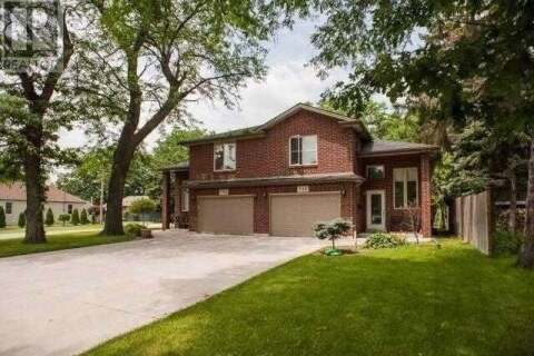 Townhouse for sale at 708 Grand Marais Rd East Rd Windsor Ontario - MLS: X4842820