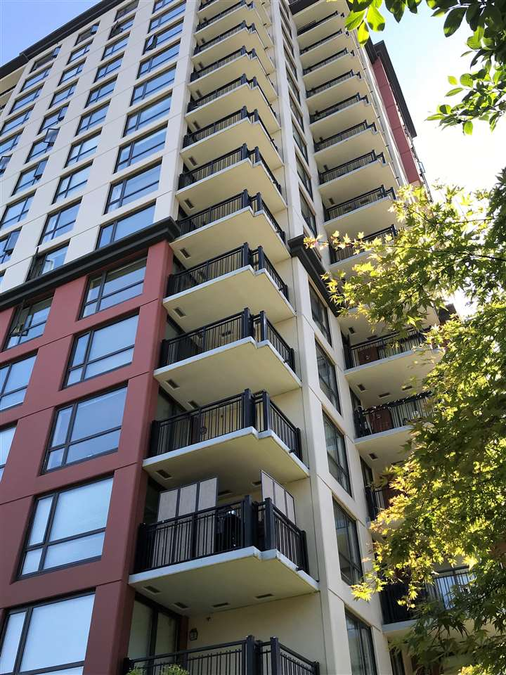 Removed: 708 - 814 Royal Avenue, New Westminster, BC - Removed on 2019-01-02 04:45:21
