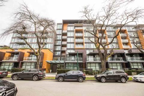 Condo for sale at 8488 Cornish St Unit 708 Vancouver British Columbia - MLS: R2351703