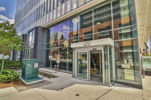 Condo for sale at 89 Mcgill St Unit 708 Toronto Ontario - MLS: C4735297