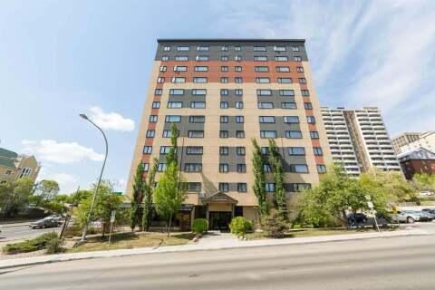 Condo for sale at 9710 105 St NW Unit 708 Edmonton Alberta - MLS: E4203153