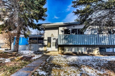 Townhouse for sale at 708 Canfield Wy SW Calgary Alberta - MLS: A1049388