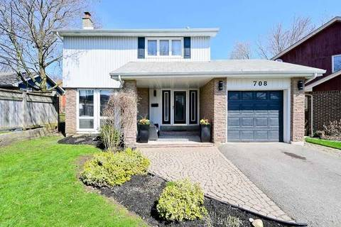 House for sale at 708 Edgewood Rd Pickering Ontario - MLS: E4440763