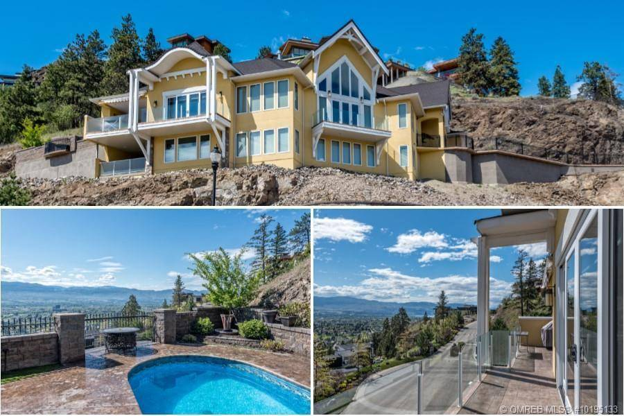 House for sale at 708 Highpointe Dr Kelowna British Columbia - MLS: 10195133