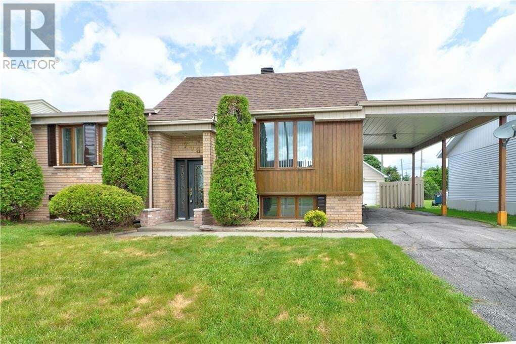 House for sale at 708 Omer St Hawkesbury Ontario - MLS: 1194653