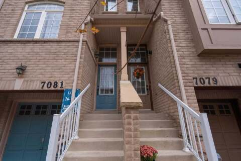 Townhouse for sale at 7081 Fairmeadow Cres Mississauga Ontario - MLS: W4937101