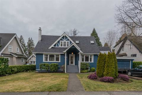 House for sale at 7087 Cypress St Vancouver British Columbia - MLS: R2339750