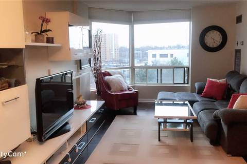 Condo for sale at 1 Hickory Tree Rd Unit 709 Toronto Ontario - MLS: W4421319