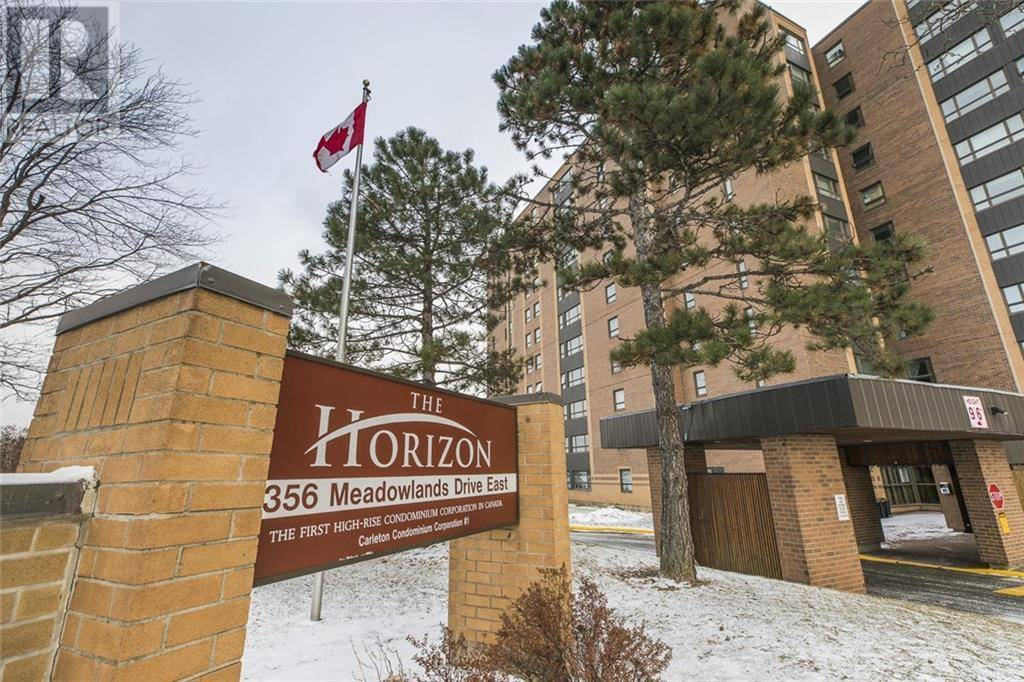 Condo for sale at 1356 Meadowlands Dr E Unit 709 Nepean Ontario - MLS: 1176427