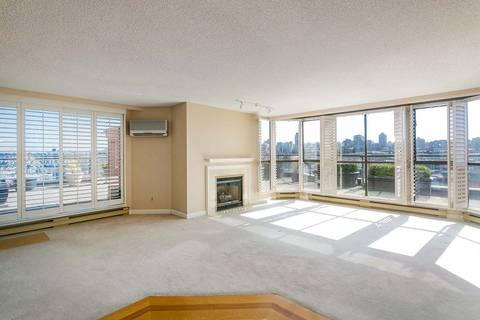 Condo for sale at 1490 Pennyfarthing Dr Unit 709 Vancouver British Columbia - MLS: R2447030