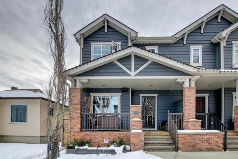Townhouse for sale at 709 19 Ave NW Calgary Alberta - MLS: A1061073