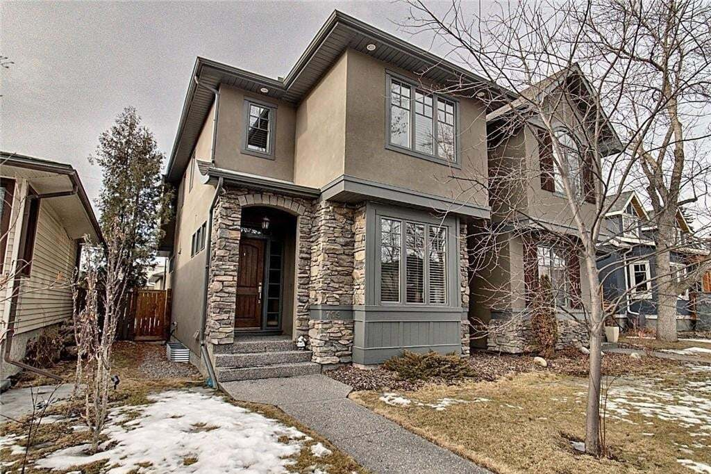 Townhouse for sale at 709 33a St NW Parkdale, Calgary Alberta - MLS: C4296910