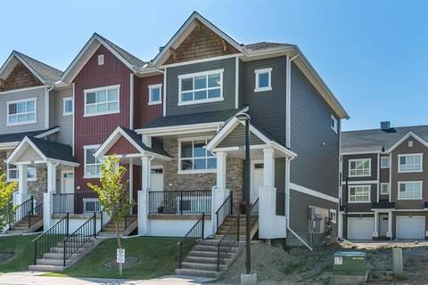 Townhouse for sale at 355 Nolancrest Ht Northwest Unit 709 Calgary Alberta - MLS: C4273905