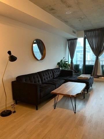 Apartment for rent at 560 King St Unit 709 Toronto Ontario - MLS: C4494627