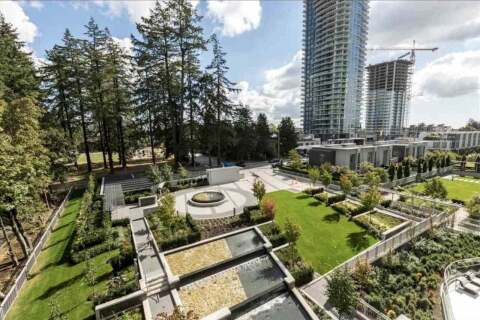 Condo for sale at 6538 Nelson Ave Unit 709 Burnaby British Columbia - MLS: R2438113