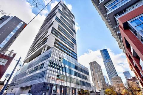 Residential property for sale at 89 Mcgill St Unit 709 Toronto Ontario - MLS: C4534936
