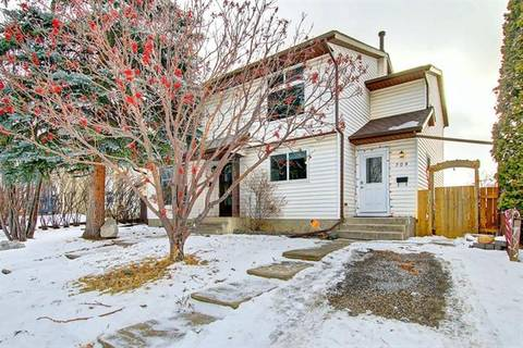 Townhouse for sale at 709 Aboyne Wy Northeast Calgary Alberta - MLS: C4286582