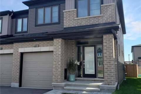 Townhouse for sale at 709 Des Aubepines Dr Ottawa Ontario - MLS: X4847310