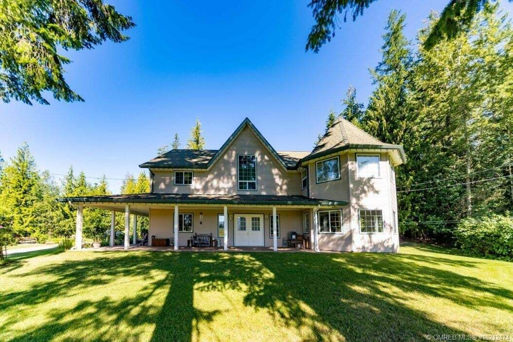 House for sale at 709 Grandview Bench Rd Salmon Arm British Columbia - MLS: 10212474