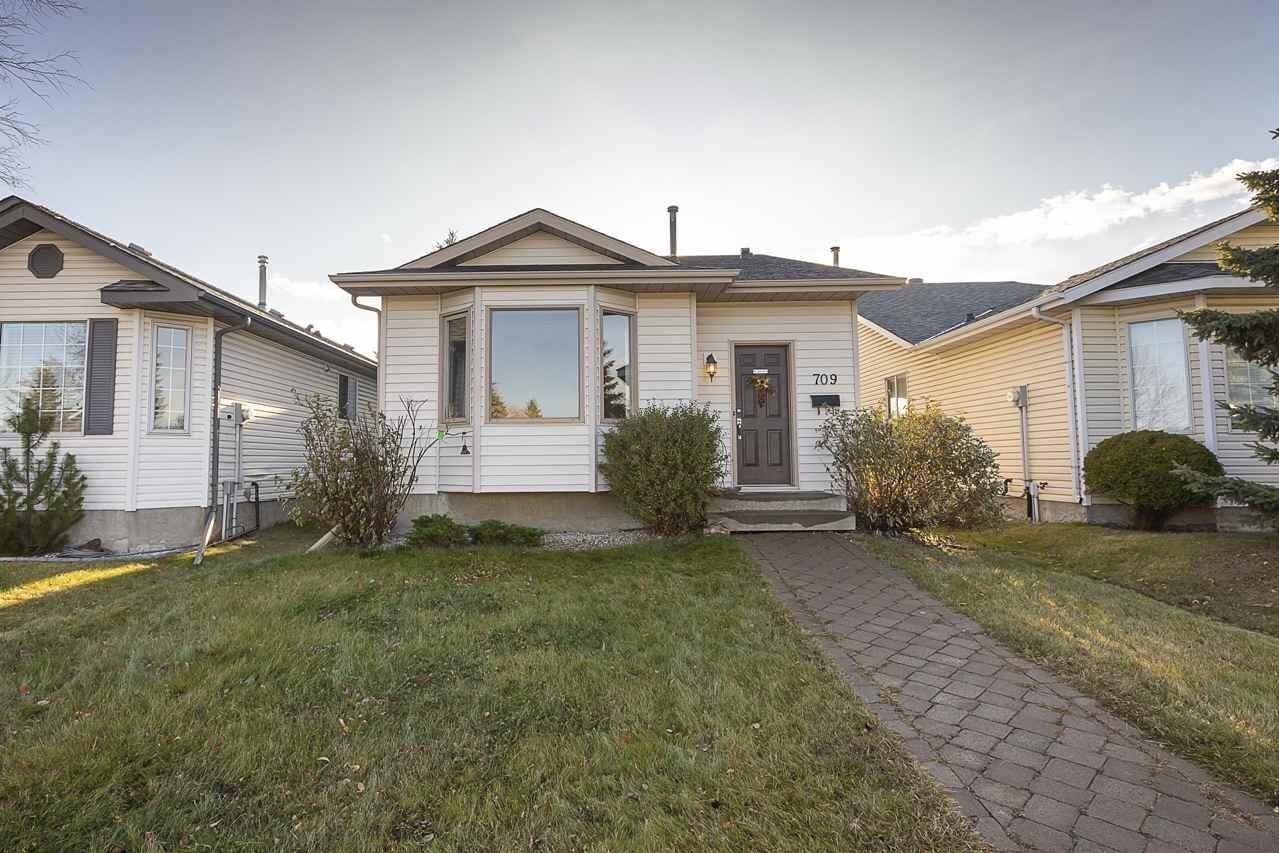 House for sale at 709 Johns Road Nw Rd NW Edmonton Alberta - MLS: E4219984