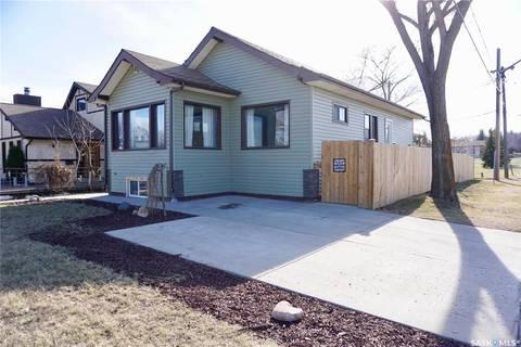 House for sale at 709 M Ave N Saskatoon Saskatchewan - MLS: SK801356