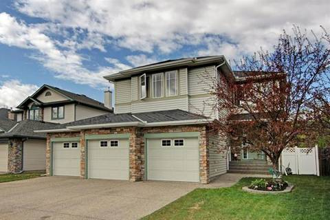 House for sale at 709 Wentworth Pl Southwest Calgary Alberta - MLS: C4245315
